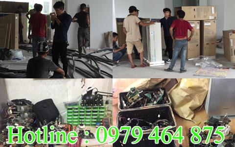 sửa chữa bảo dưỡng lắp đặt các loại điều hòa tủ lanh máy giặt tại Từ Liêm-0979464875